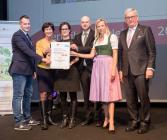 Zertifikatsverleihung 'familienfreundlichegemeinde 2018'