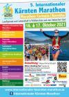 Kärnten Marathon - Verkehrsbeschränkungen - Anrainerinformation