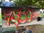 Grafitti-Workshop am Skaterpark Feldkirchen