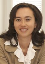 Portrait Dr. Silvia Schwarz