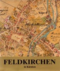 Titelbild des Stadtbuches Feldkirchen - Neuauflage