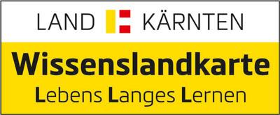 Logo der Wissenslandkarte des Landes Kärnten