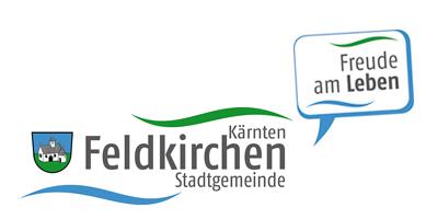 Logo der Stadtgemeinde Feldkirchen; Rechteinhaber: Stadtgemeinde Feldkirchen in Kärnten