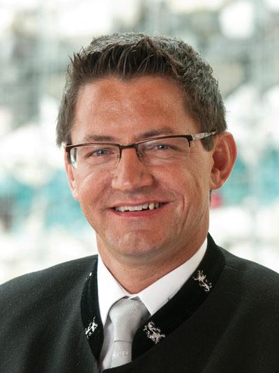 1. Vizebürgermeister Siegfried Huber