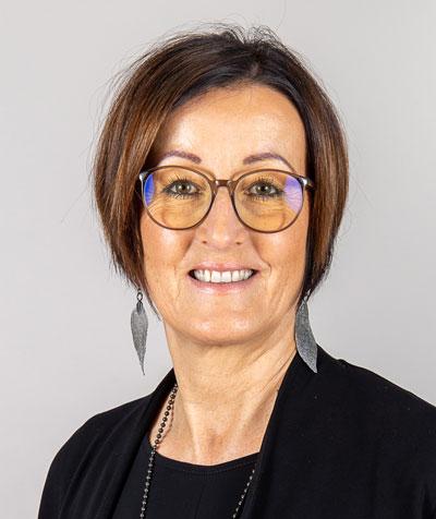 Stadträtin Andrea Pecile