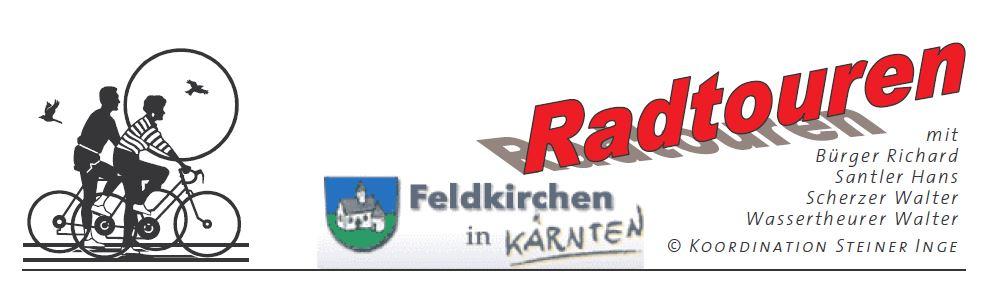 Radtourenfolder Feldkirchen