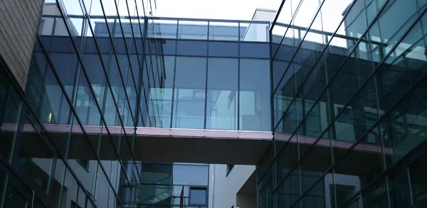 Abbildung der Außenfassade des Stadtsaales